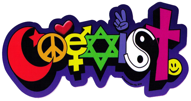 Hippie Coexistence 3